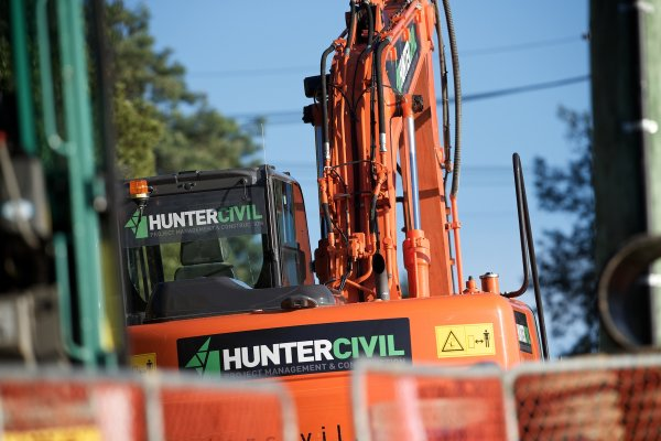 Hunter Civil