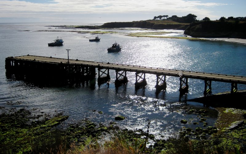 Owenga Wharf Replacement, Chatham Islands