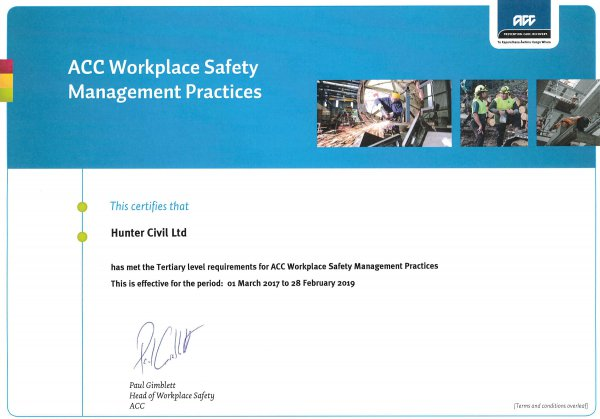 ACC Certification
