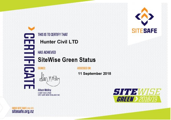 Sitewise Green