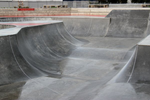 Washington Reserve Skate Park Construction & Redevelopment
